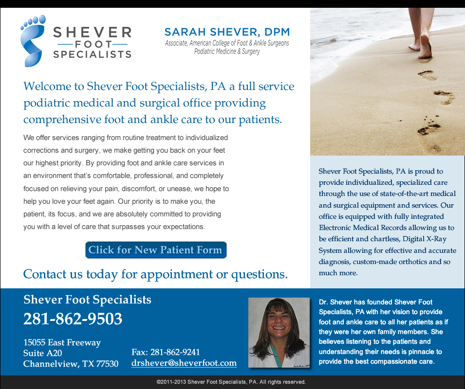Shever Foot Specialists